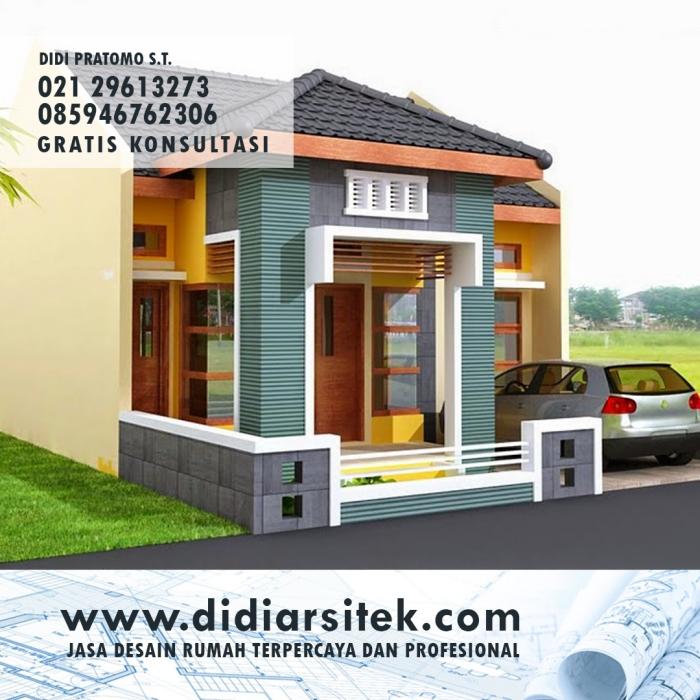 Jasa Desain Rumah di Bekasi Selatan