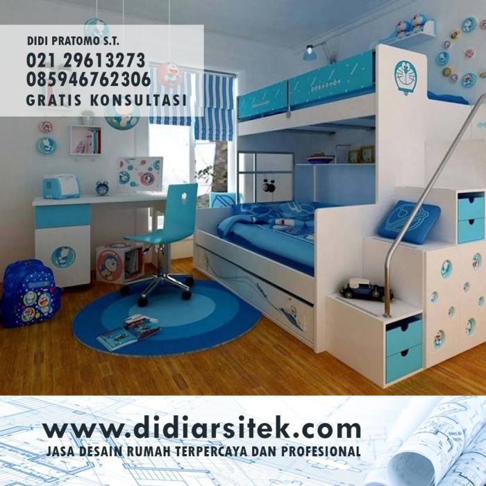 Jasa Desain Kamar Anak