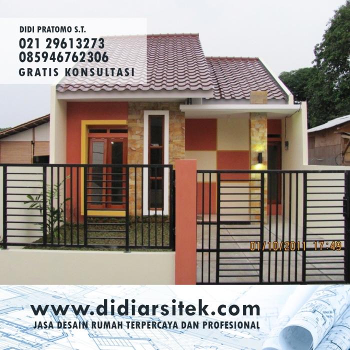 Jasa Desain Rumah Minimalis di Bekasi