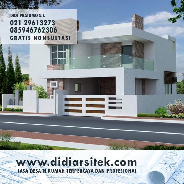 Jasa Desain Rumah di Kemang Pratama