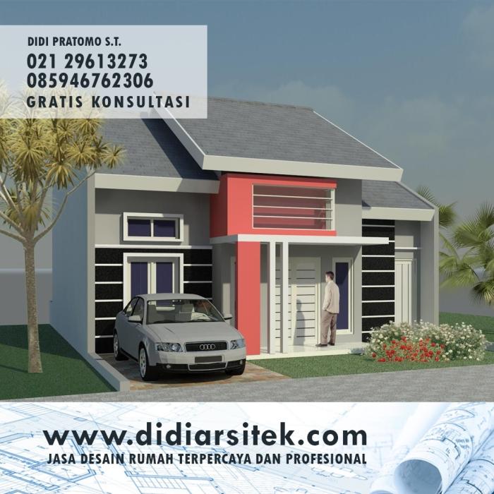 Jasa Desain Rumah Minimalis Murah