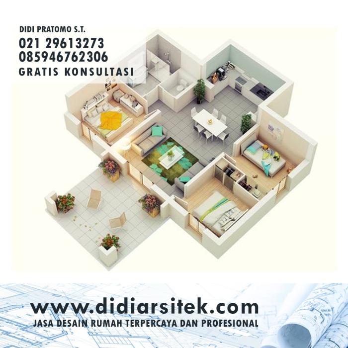 Jasa Renovasi Rumah di Kemang Pratama