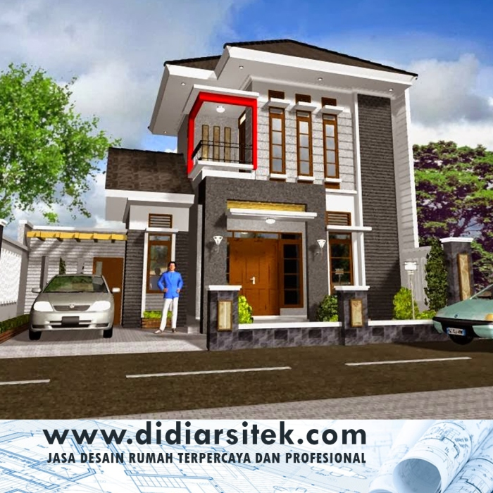 Jasa Desain Rumah 3D