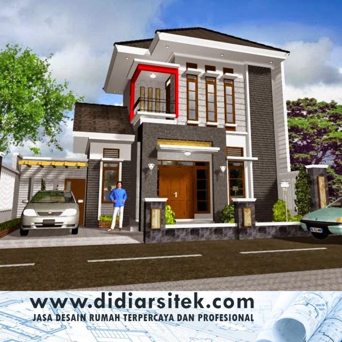 Jasa Desain Rumah Minimalis di Kemang Pratama