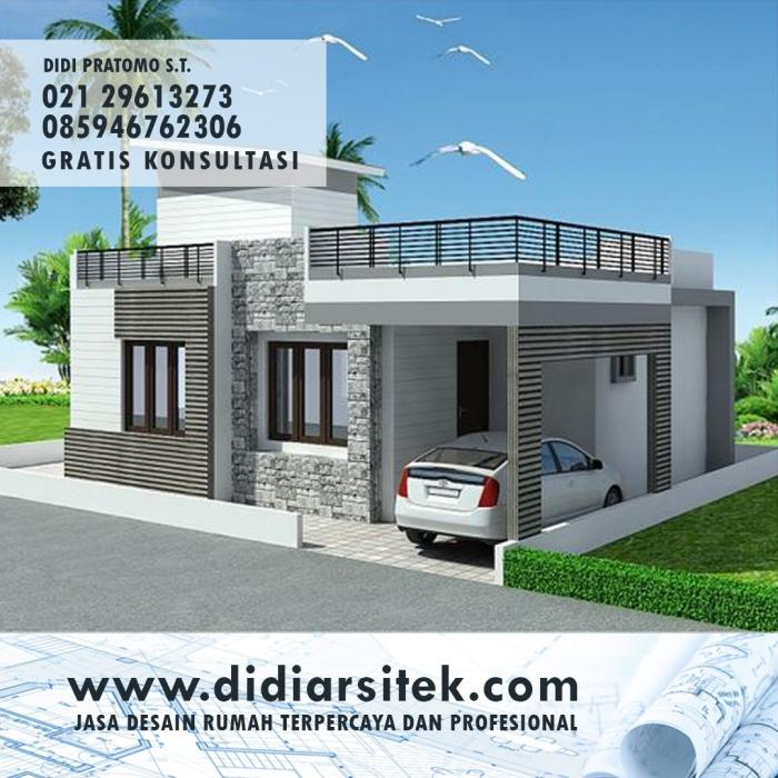 Jasa Gambar Denah Rumah di Bogor
