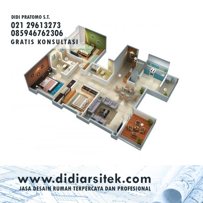 Jasa Arsitek di Jakarta Barat
