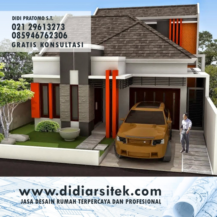 Jasa Arsitek di Tangerang