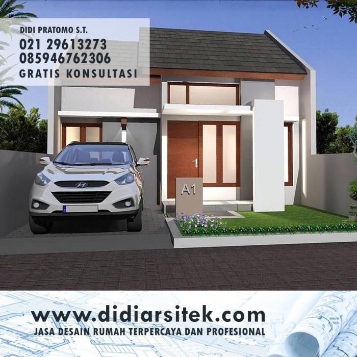 Jasa Desain Rumah Minimalis di Jakarta Timur